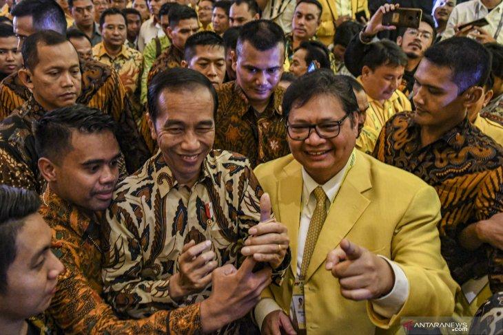 Airlangga Hartarto ditetapkan sebagai Ketum Golkar 2019-2024