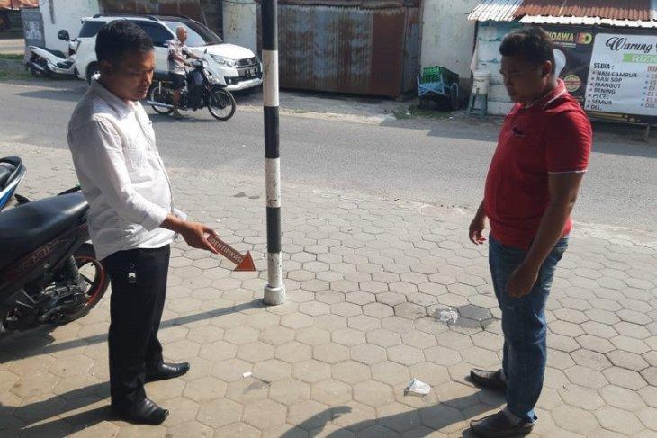 Uang Rp50 juta dalam jok motor raib, pelaku pencurian terekam CCTV