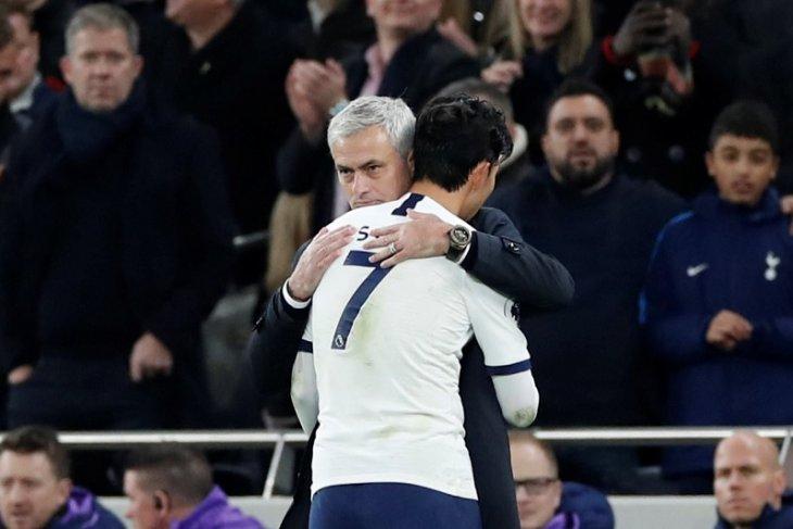 Mourinho kesengsem pada Son Heung-min