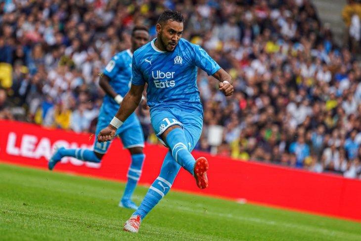 Liga Prancis: Marseille pangkas jarak dengan pimpinan klasemen PSG
