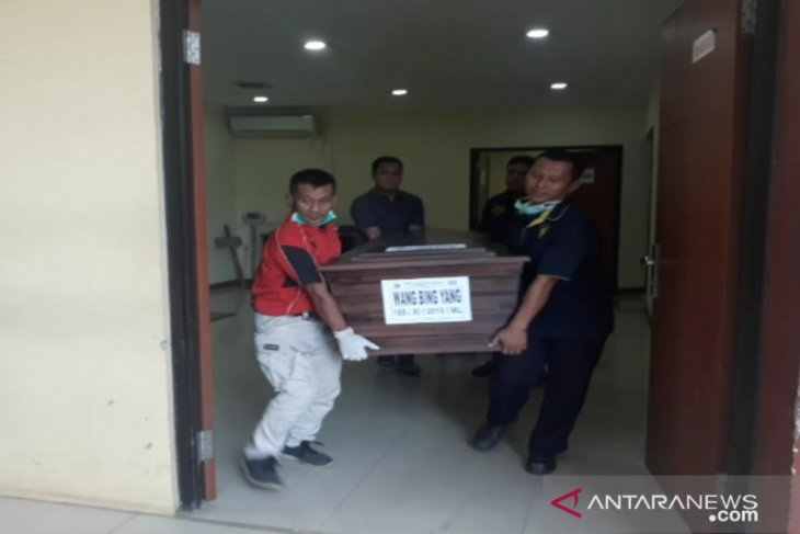 Family receives body of Singaporean who drowned in Banten waters