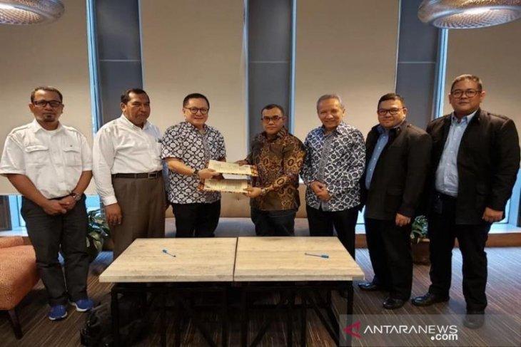 Kembangkan pendidikan, Pemkab Aceh Jaya jalin kerjasama dengan Putra Sampoerna Foundation