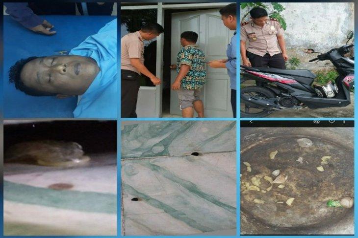 Oknum PNS Tapteng tewas di kamar Wisma
