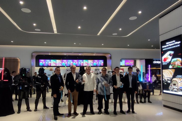 Jaringan bioskop Cinemaxx ganti nama menjadi Cinepolis