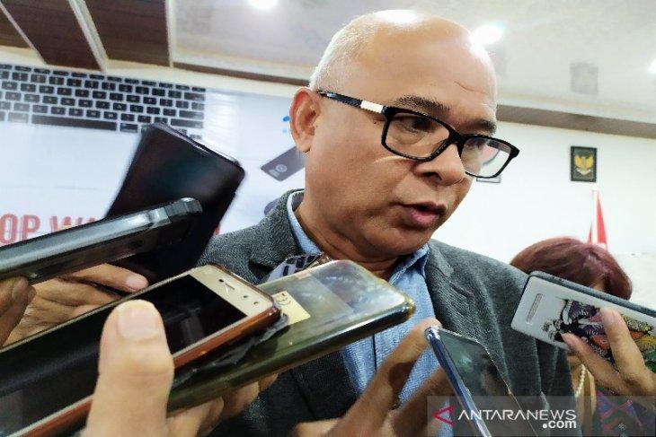 Jumlah penumpang domestik di Bandara Internasional Kualanamu turun 30 persen