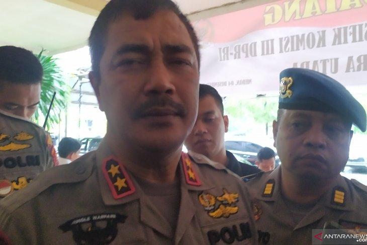 Kapolda Sumut: Hakim PN Medan Jamaluddin dibunuh