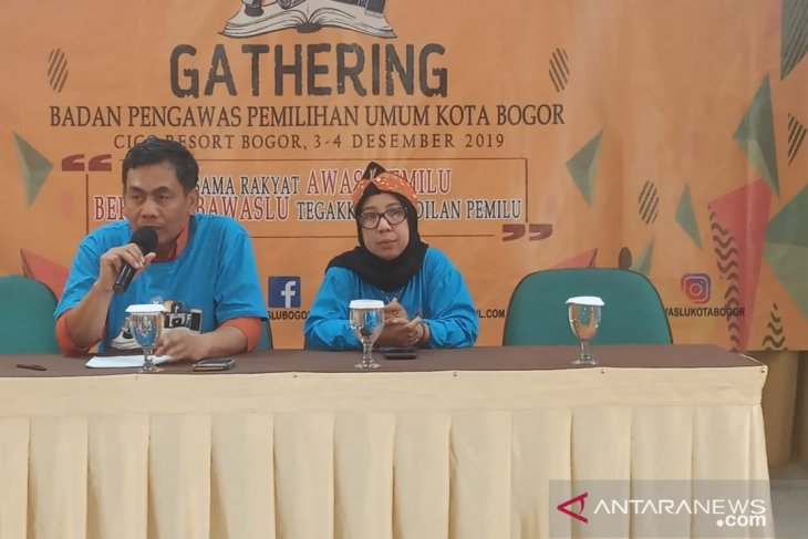 Politik uang dominasi pelanggaran Pemilu 2019 di Jawa Barat