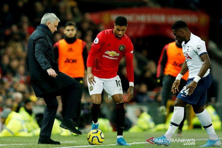 Marcus Rashford  antar MU hentikan awal sempurna Jose Mourinho