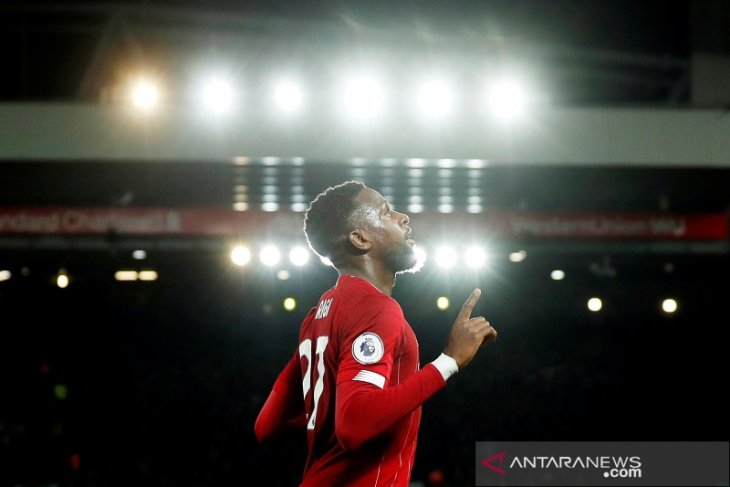 Liverpool kuasai Derby Merseyside, Origi dua kali bobol gawang Everton