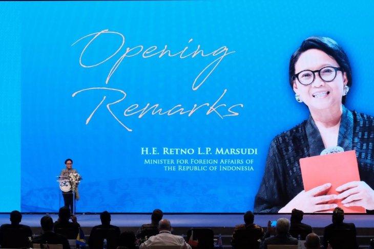 Minister Marsudi opens 12th BDF, puts spotlight on inclusive democracy