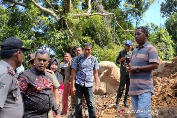 Bupati Aceh Jaya hentikan pengambilan galian C ilegal
