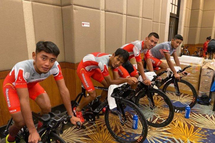 SEA Games 2019: Balap sepeda dan renang diharapkan