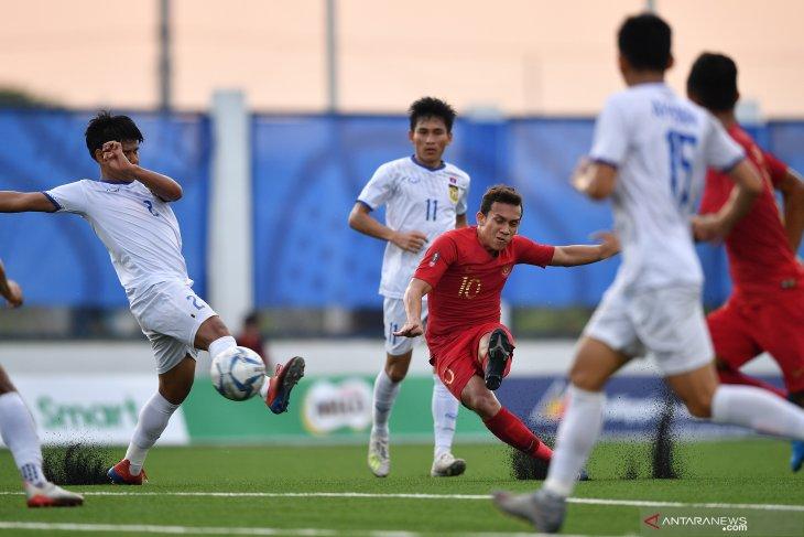 SEA Games 2019: Indonesia lolos semifinal usai hajar Laos 4-0