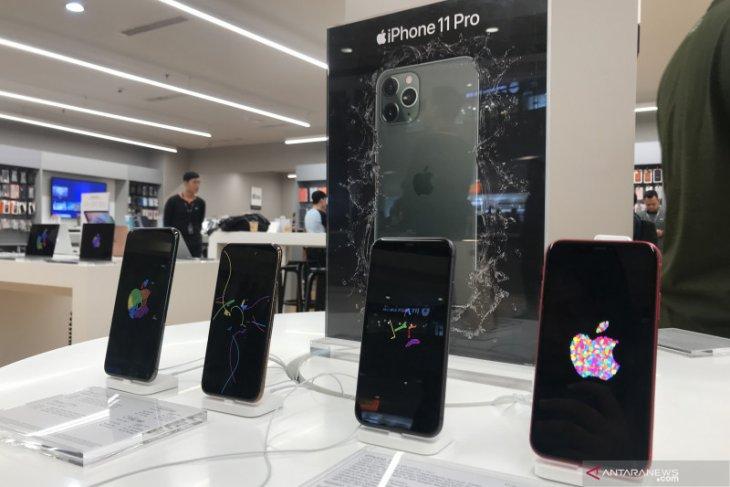 Demi Iphone 11 Pembeli Ini Sambangi Ibox Central Park Jam 4 Pagi Antara News