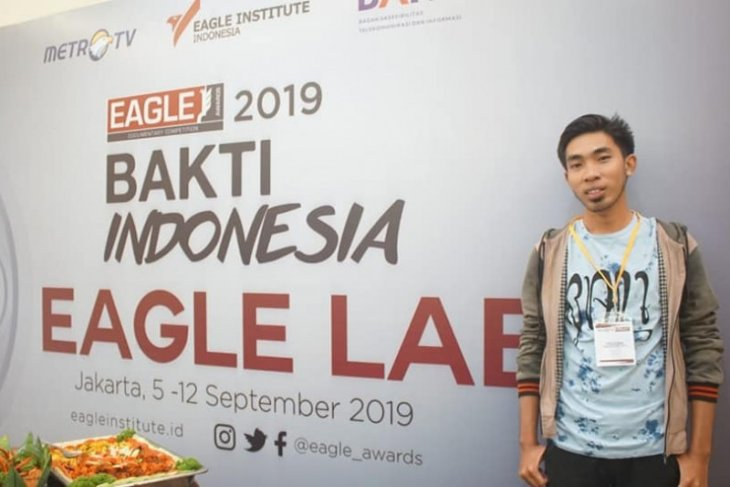Abdi Firdaus, pemenang Eagle Awards Documentary Competition 2019