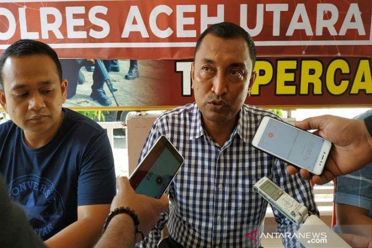 Polres Aceh Utara tangani 91 kasus narkoba sepanjang 2019
