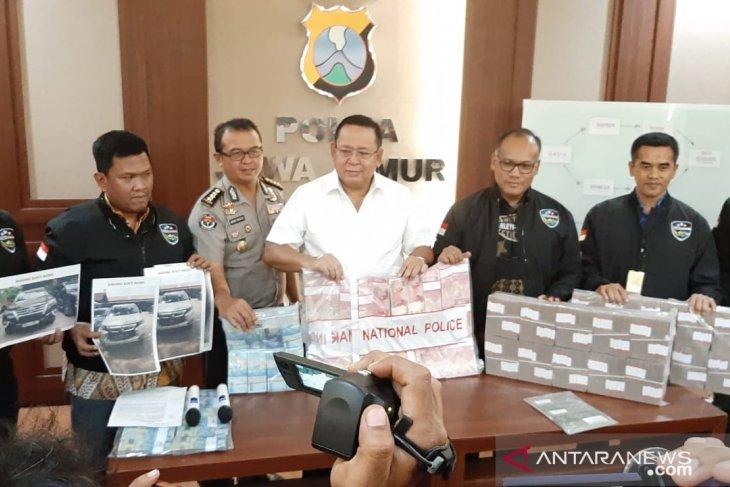 Kasus pembobolan kartu kredit, polisi temukan aliran dana Rp2,6 miliar
