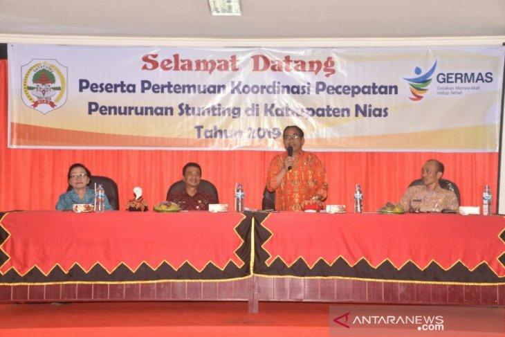 23 persen balita di Kabupaten Nias alami stunting
