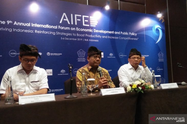 Ministry projects Indonesia to exit middle income trap by 2036