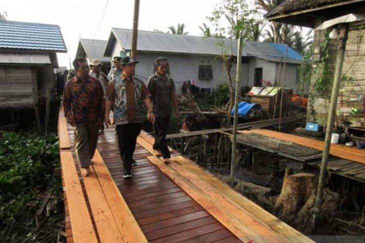 Pemkot Banjarmasin lestarikan jembatan