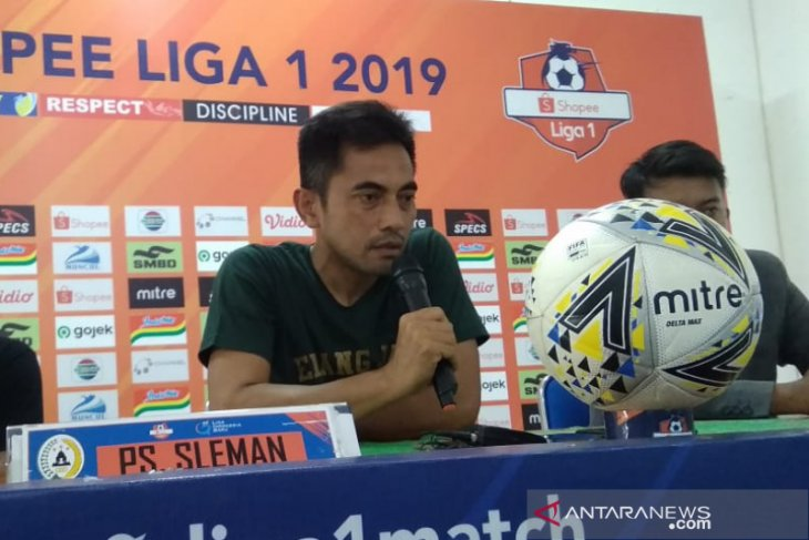 Hadapi Persib Bandung PSS Sleman kerahkan kekuatan penuh