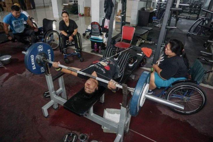 Pelatnas angkat berat ASEAN Para Games
