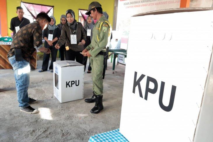 KPU Natuna buka pendaftaran balon perseorangan di Pilkada 2020