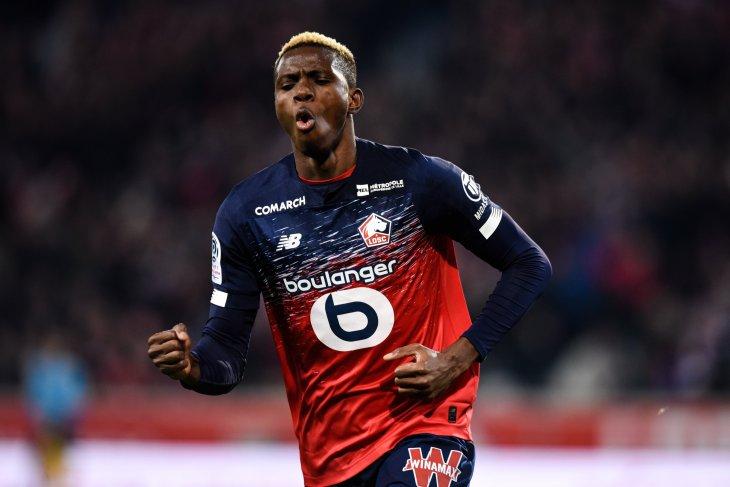 Liga Prancis, Lille masuk zona Liga Champions usai kalahkan Brest