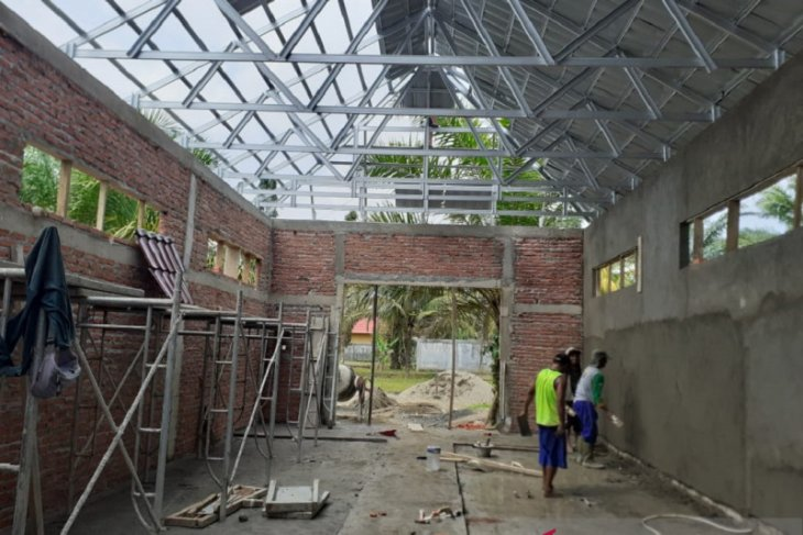 DKP Mukomuko : Pembangunan tempat pembenihan ikan tuntas 2019