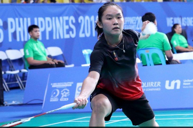 Ruselli Hartawan tantang Thailand di semifinal SEA Games