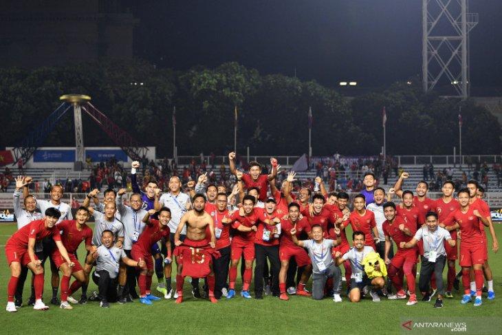 SEA Games 2019: Timnas Indonesia lolos final, Saddil Ramdani mengaku sempat emosi