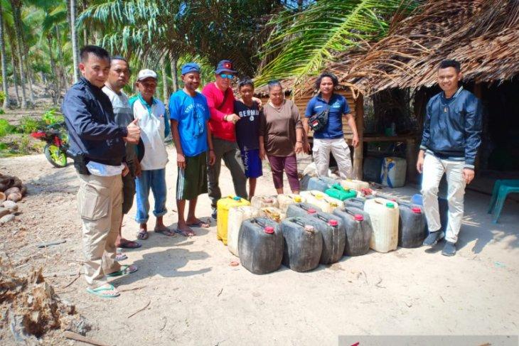 "Operasi pekat Polres Pohuwato amankan lokasi pengolahan miras ""captikus"""