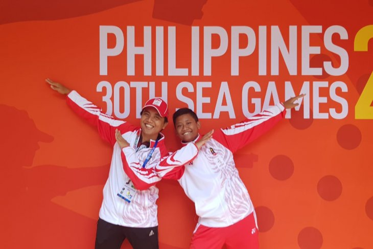 SEA Games 2019: Indonesia kuasai menembak nomor metalic silhouette