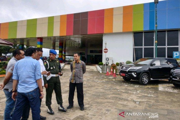 Kepala Staf Presiden Moeldoko kunjungan kerja ke Tabagsel