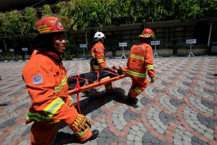 Surabaya terapkan wilayah manajemen kebakaran dalam radius 2,5 kilometer