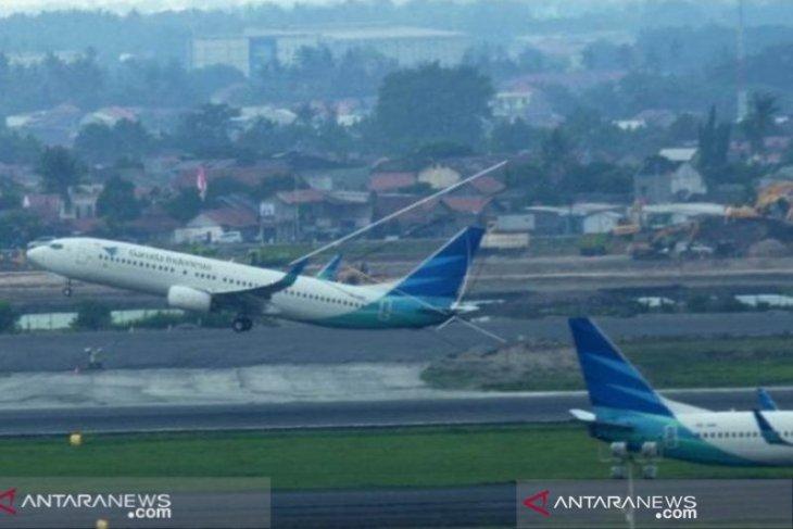 Jadwal penerbangan Pangkalpinang-Jakarta ditambah sambut Tahun Baru