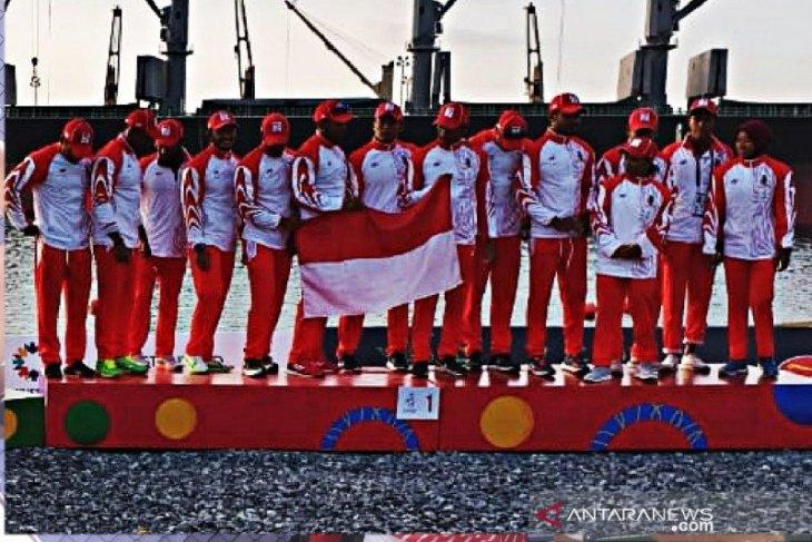SEA Games 2019: Dayung luar biasa, ditarget lima emas bisa sumbang dua kali lipat