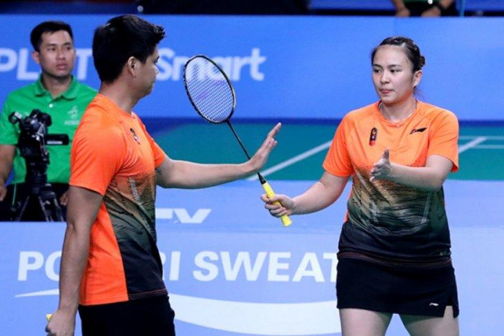 SEA Games 2019: Indonesia loloskan tiga wakil di final bulu tangkis