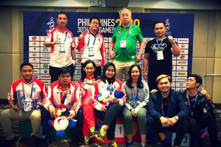 SEA Games 2019: Susanto Megaranto genapkan dua emas dari catur kilat