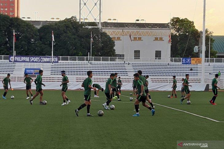 SEA Games 2019, Timnas U-22 Indonesia siap tempur kontra Vietnam