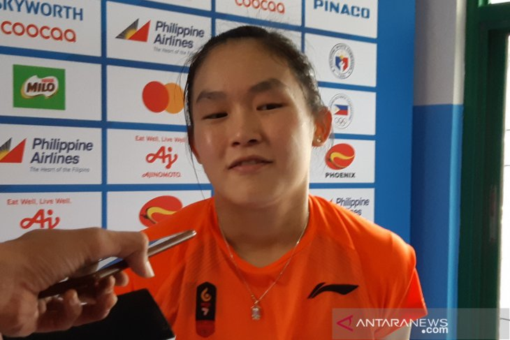 Ruselli gagal raih emas , all out  di duel