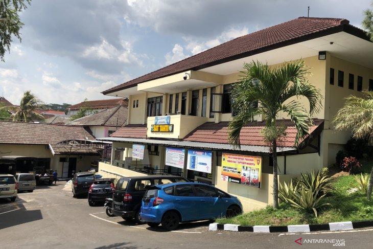 Empat tahanan narkoba Polresta Malang Kota kabur