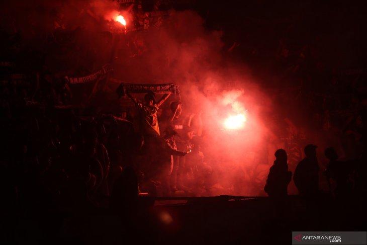 Celebration game pemenang Liga 2