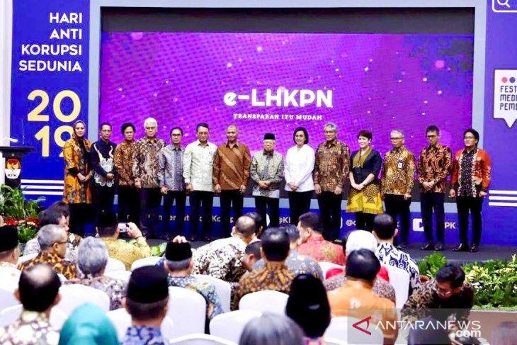 Badung raih penghargaan Anugerah LHKPN Terbaik Nasional dari KPK