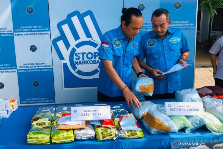 BNN protected 520,986 Indonesians from being entrapped by drug lords
