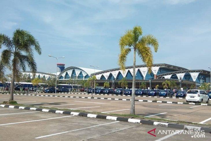 Pesawat Lion Air sempat batal mendarat di Supadio