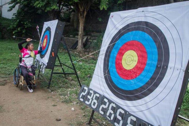 Pelatnas panahan ASEAN Para Games