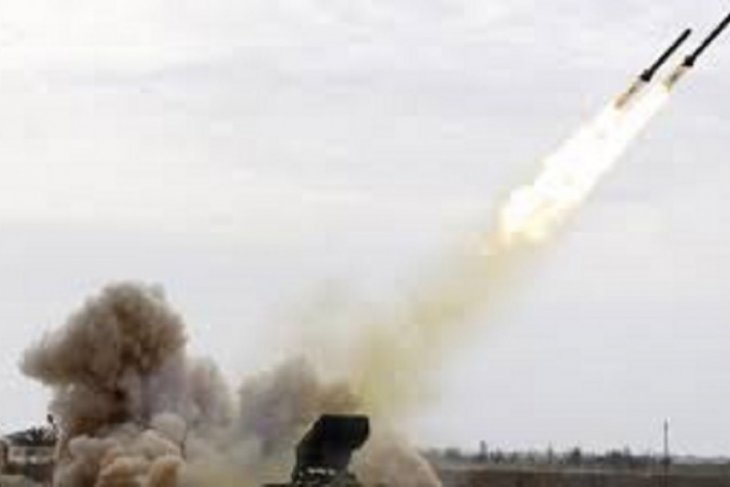 Roket Kayutsha hantam pangkalan militer Irak