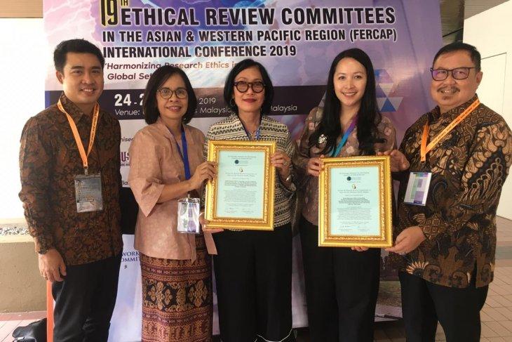 Komite Etik Penelitian Kedokteran Gigi UI raih pengakuan internasional
