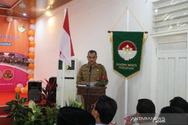 Sekda Sabang harap DWP tingkatkan pemberdayaan anggota
